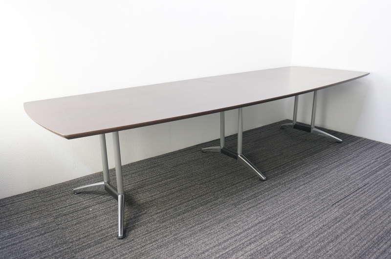 ウチダ ST-5200 ミーティングテーブル W3000 D1050 H700