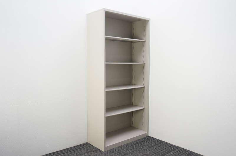 イトーキ オープン書庫 W880 D400 H1850 WE