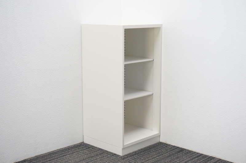 コクヨ エディア オープン書庫 W450 D450 H970 ホワイト