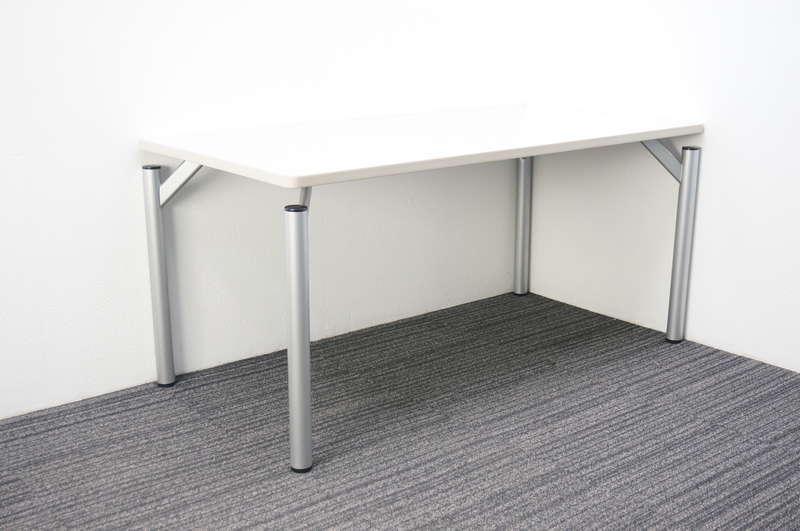 トヨセット ミーティングテーブル 1575 ホワイト