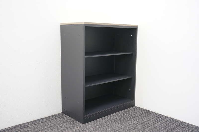 イトーキ エス オープン書庫 天板付 H1120