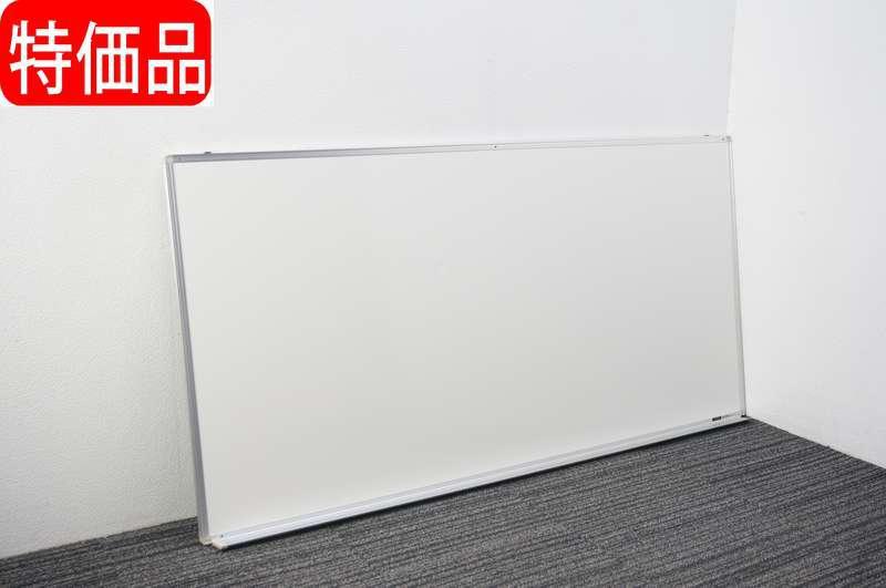 イトーキ 壁掛け式ホワイトボード 36 無地 特価品 (1)