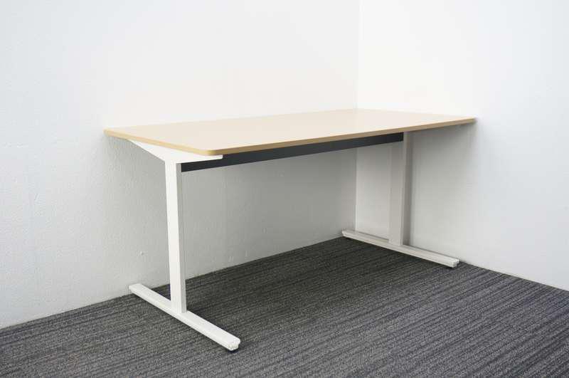 イトーキ DC ミーティングテーブル 1575 T脚タイプ ファインウォールナットL