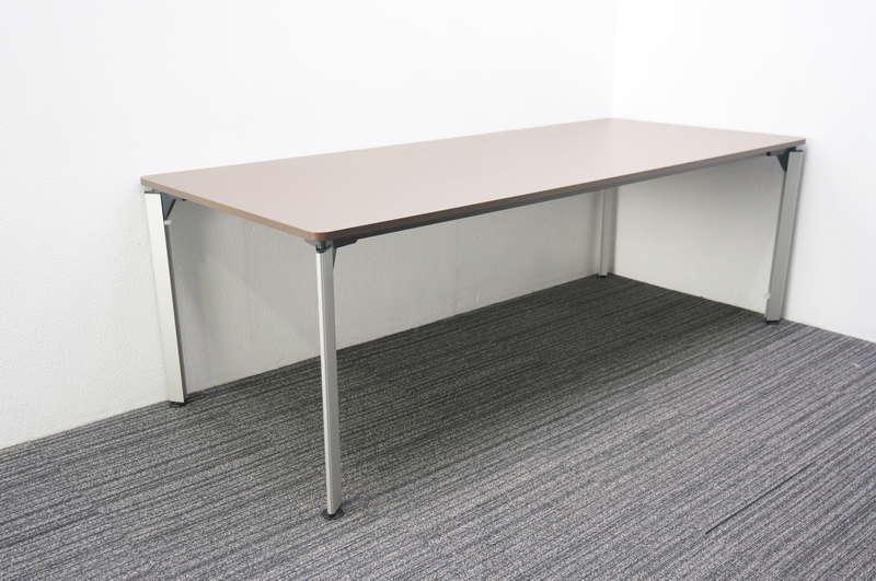 イトーキ DE ミーティングテーブル 2190 ファインウォールナットD