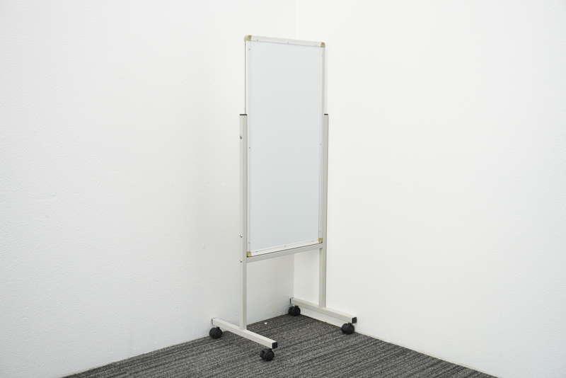 案内板/ホワイトボード キャスター付 W500 D410 H1295