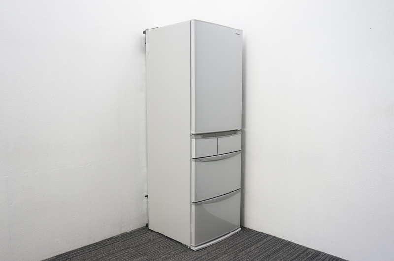 パナソニック ノンフロン冷凍冷蔵庫 NR-ETR437-H 426L
