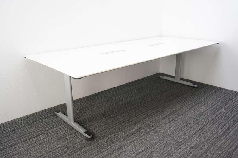コクヨ アリーナT ミーティングテーブル W2400 D1050 H700