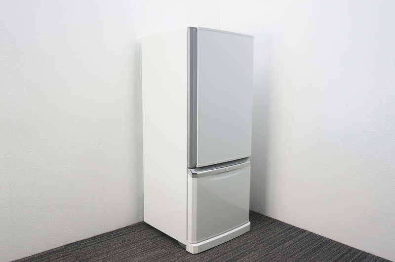 三菱電機(株) ノンフロン冷凍冷蔵庫 MR-D30X-W 298L 2015年製