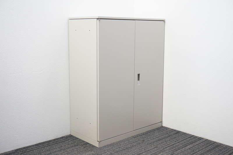 オカムラ 42 両開き書庫 天板付 H1170