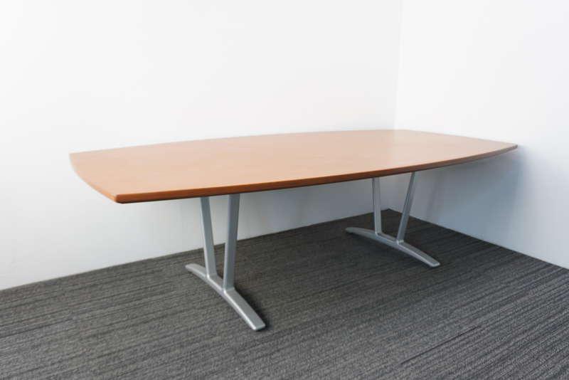 コクヨ WT-110 ミーティングテーブル 2412 ナチュラル