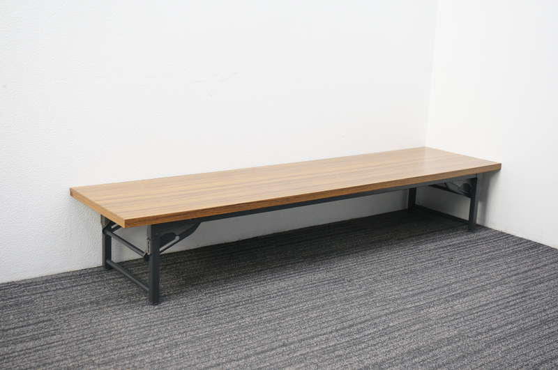 コクヨ 折りたたみテーブル 座卓 1845 H315
