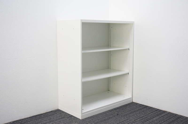 オカムラ レクトライン オープン書庫 H1100 ZA75色