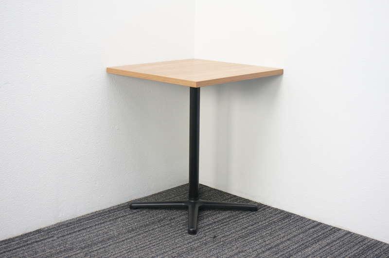 【2019年製】イトーキ ノットワーク カフェテーブル 0660 H720 トリニティオーク