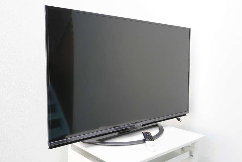 【2018年製】シャープ アクオス 4T-C50AJ1 液晶テレビ 50V型 AndroidTV 回転式スタンド
