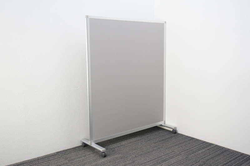 イトーキ スクリーンパネルKタイプ 単体 W1210 H1450 ライトグレー