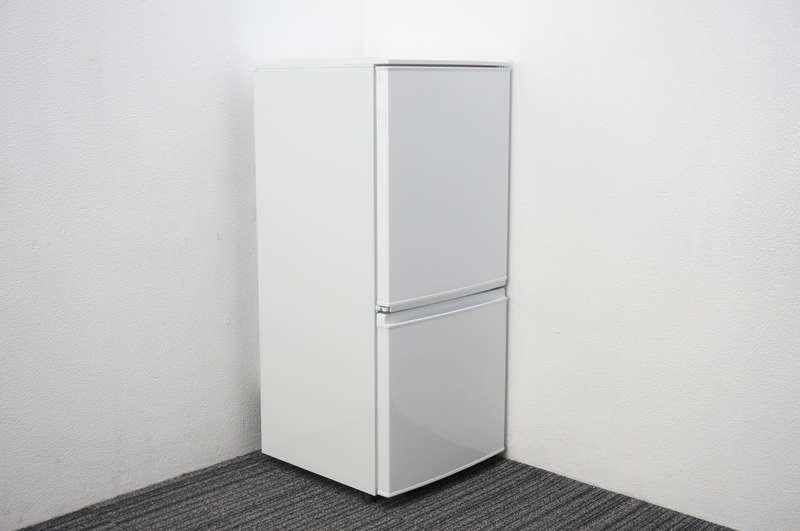 シャープ SJ-D14A 冷凍冷蔵庫 137L ホワイト