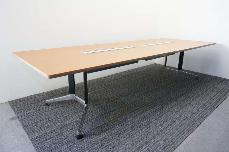 【2019年製】コクヨ WT-300 ミーティングテーブル 3212 ミディアム