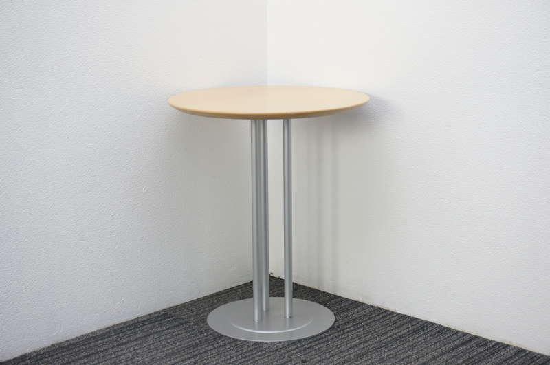 コクヨ アテーザ 丸テーブル Φ600 H700