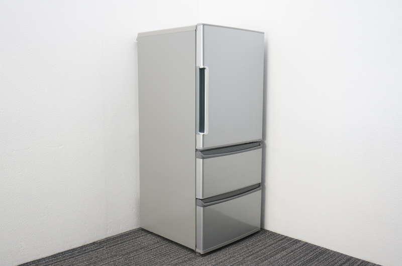 AQUA ノンフロン冷凍冷蔵庫 AQR-271E(S) 272L 2016年製