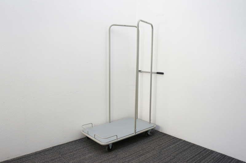 オカムラ ドーリー 折りたたみ椅子用台車 38脚用