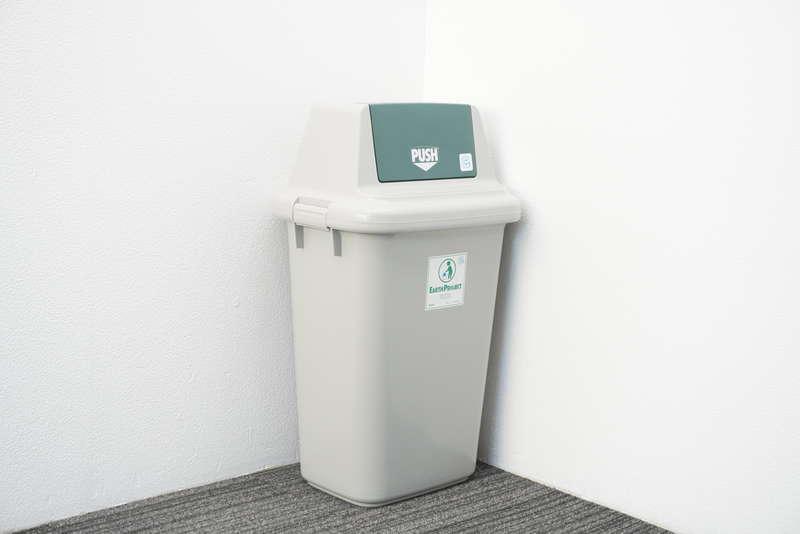 【自社便対応のみ】イトーキ ダストボックス 一般ゴミ用 70リットル