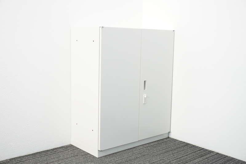 イトーキ シンライン ダイヤル式両開き書庫 H1100 W9色