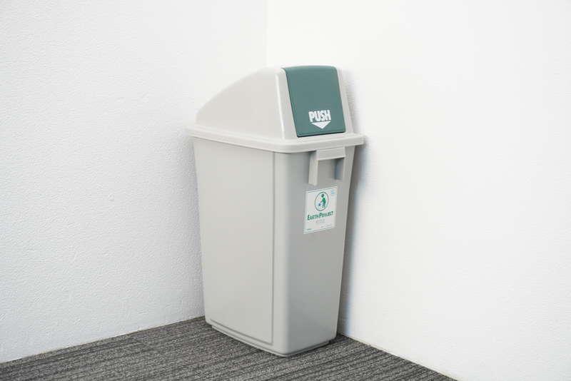 【自社便対応のみ】イトーキ ダストボックス 一般ゴミ用 60リットル