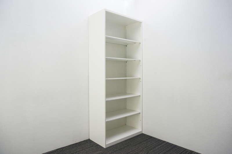 オカムラ レクトライン オープン書庫 ベース無し H2150 ZA75色