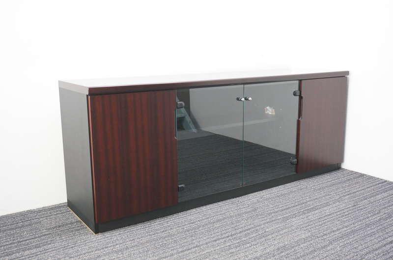 ウチダ ST 木製サイドボード W1800 D450 H705