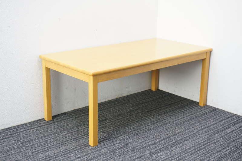 【B級 未使用品】 イトーキ YL センターテーブル 1260 H480 オーク
