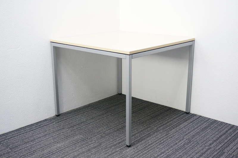 オカムラ トレッセ ミーティングテーブル 0990 H720 ライトプレーン