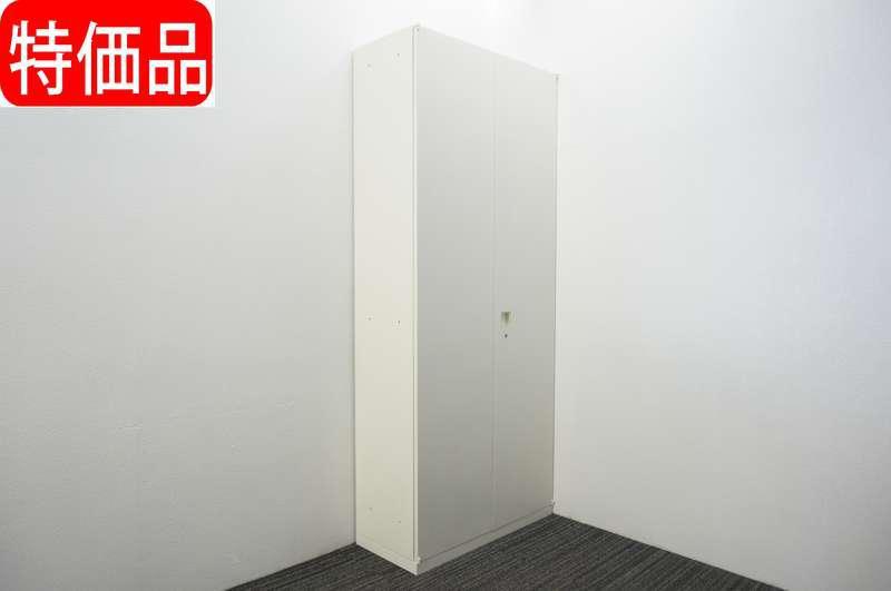 オカムラ レクトライン 両開き書庫 W900 D400 H2150 ZA75色 特価品
