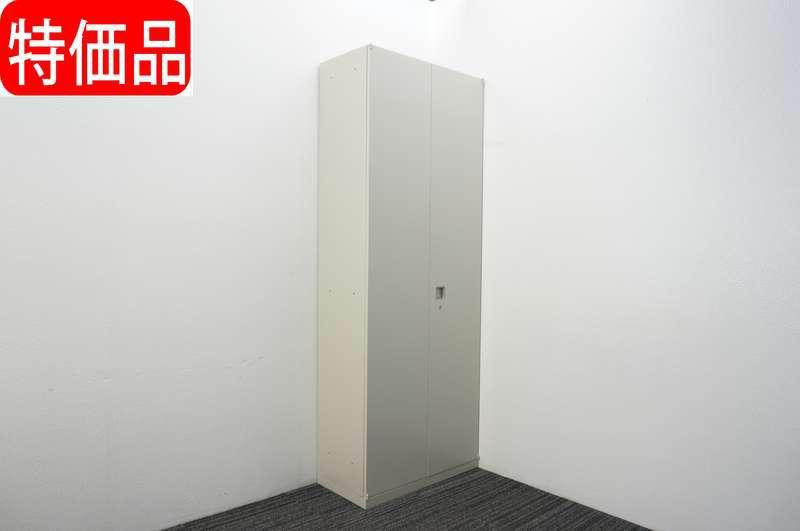オカムラ レクトライン 両開き書庫 W800 D400 H2150 Z13色 特価品