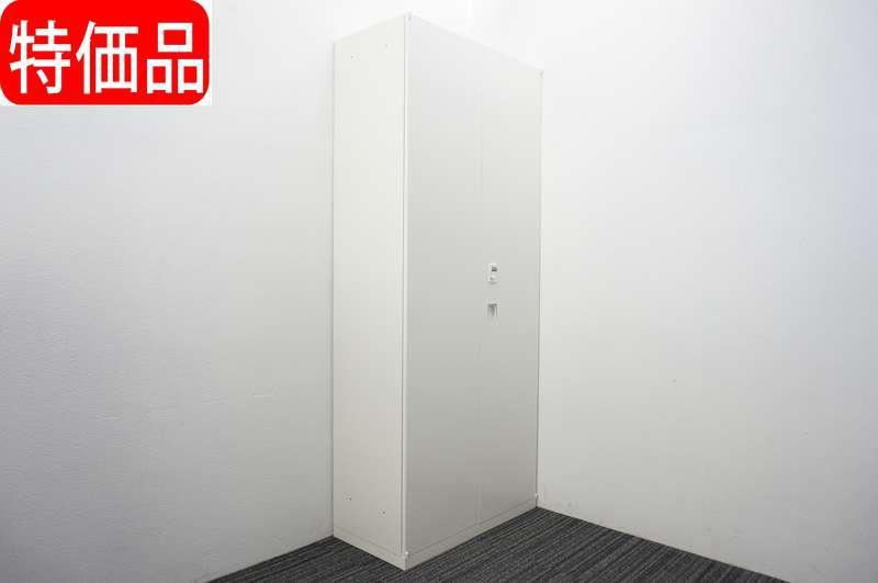 オカムラ レクトライン ダイヤル式両開き書庫 H2150 ZA75色 特価品