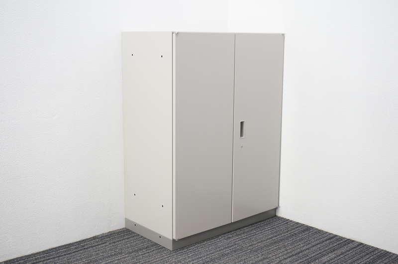 イトーキ シンラインキャビネットA4 両開き書庫 W800 D450 H1100 WE色