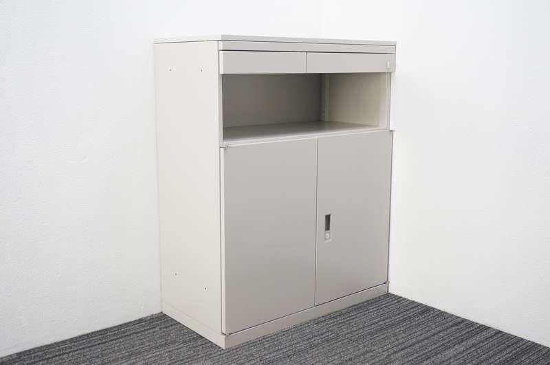 オカムラ ビジネスキッチン W900 D450 H1120