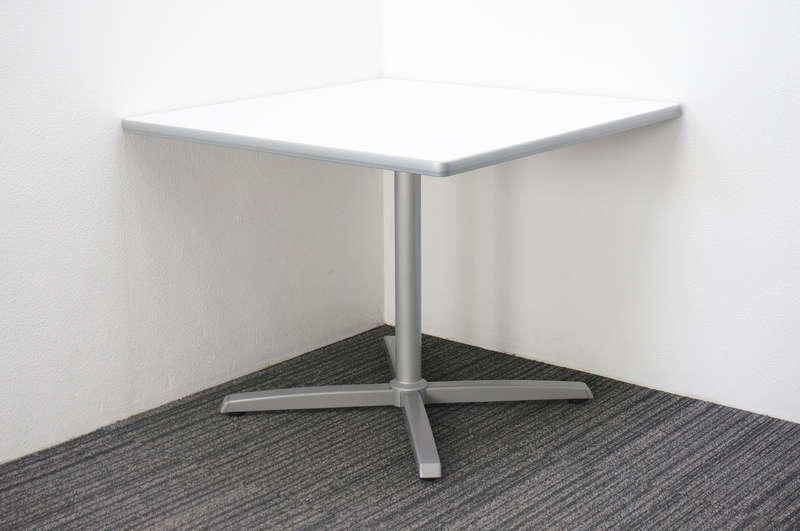 オカムラ 8177 ミーティングテーブル 0990 H700 ホワイト