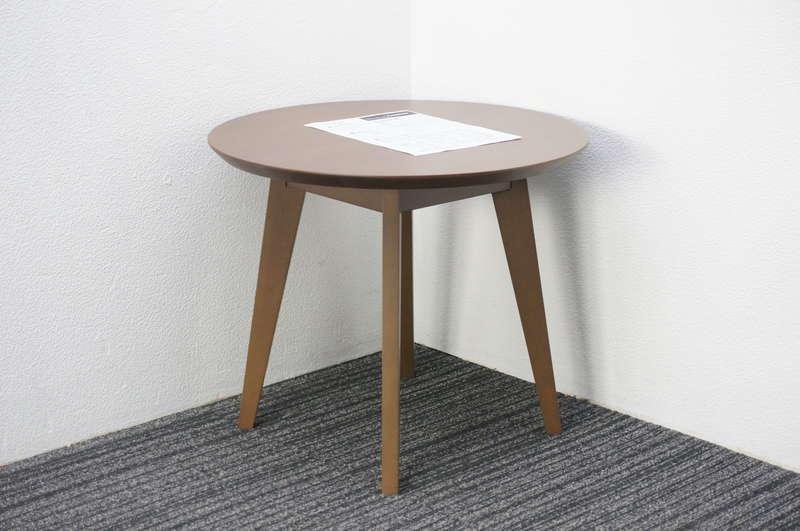 【B級 未使用品】 イトーキ ラウンジND 丸テーブル Φ600 H500