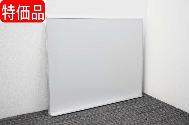 オカムラ 壁掛け式ホワイトボード 34 暗線入り 特価品
