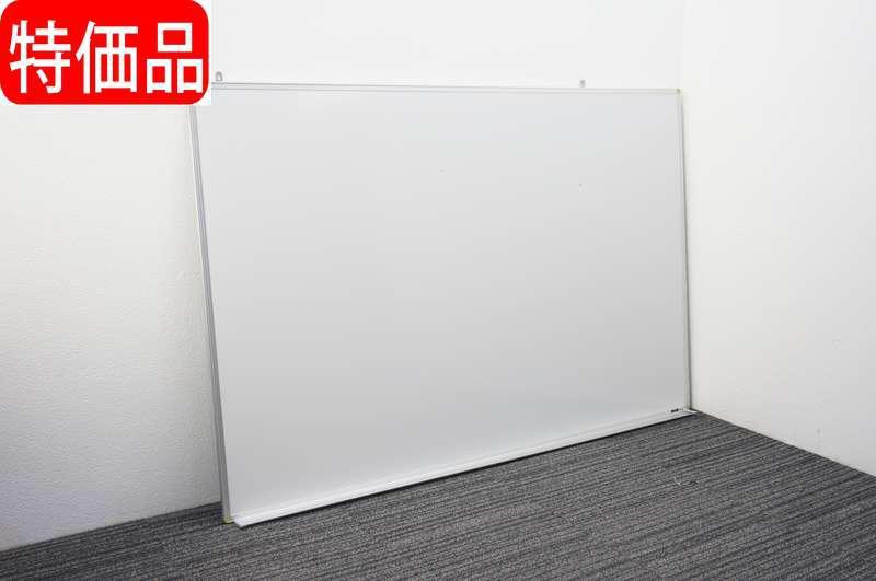 イトーキ 壁掛け式ホワイトボード 46 無地 特価品