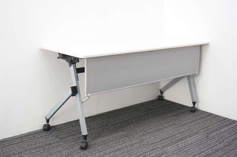 イトーキ HX フラップテーブル 1560 ホワイト