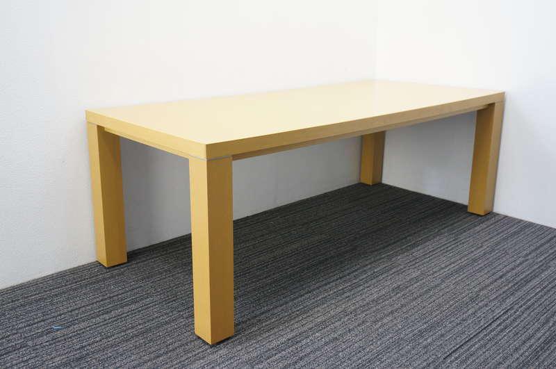 【家財便対応のみ】イトーキ L20 ミーティングテーブル 2090 H720 オーク