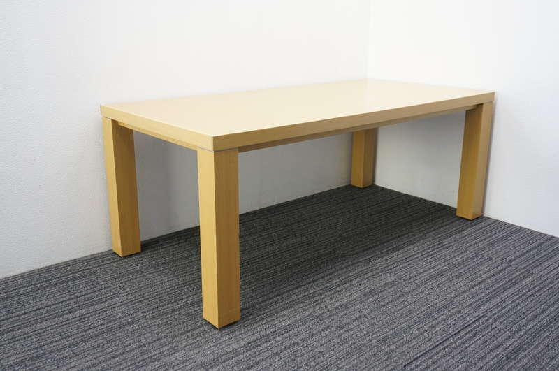 【家財便対応のみ】イトーキ L20 ミーティングテーブル 1890 H720 オーク