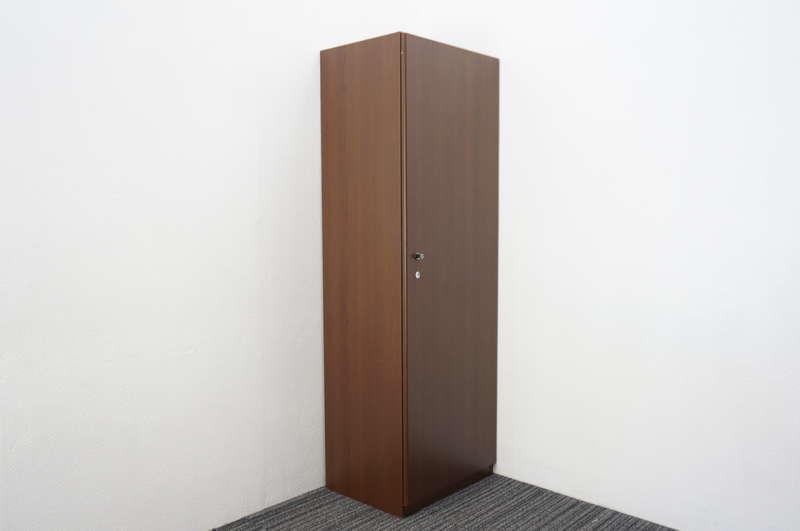 オカムラ DX-2 木製ワードローブ W600 D450 H1800