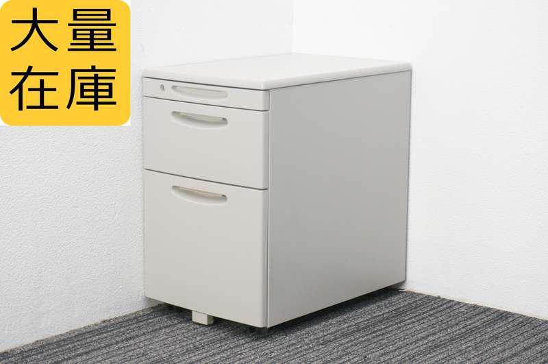 オカムラ SD 3段ワゴン ペントレー 高床タイプ