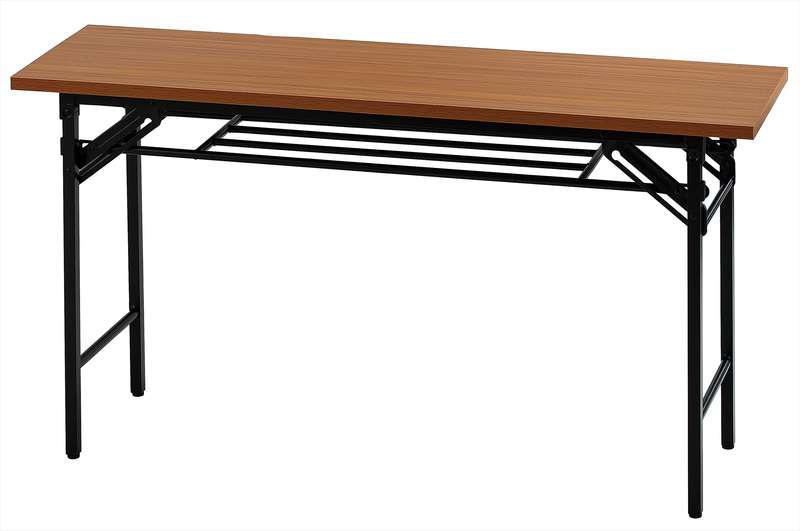 【新品 メーカー直送のみ 代引き不可 天板カラー2色】イノウエ UMT 折りたたみ会議用テーブル 1545