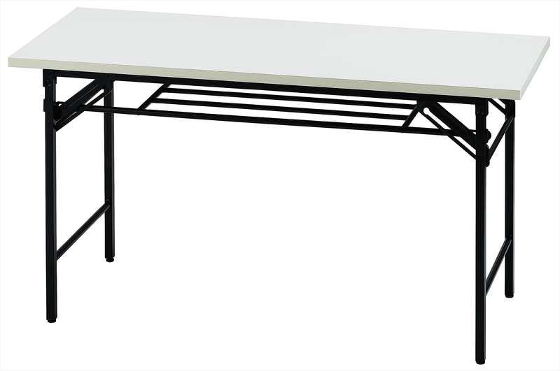 【新品 メーカー直送のみ 代引き不可 天板カラー2色】イノウエ UMT 折りたたみ会議用テーブル 1560
