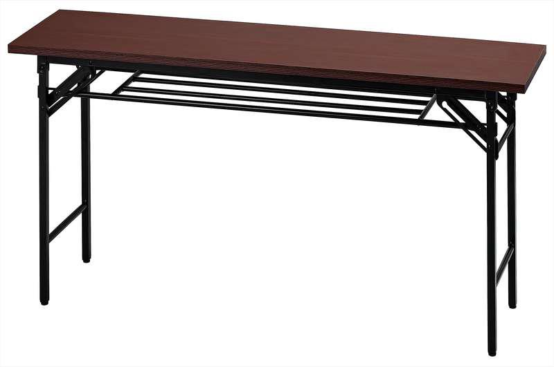 【新品 メーカー直送のみ 代引き不可 天板カラー5色】イノウエ UMT 折りたたみ会議用テーブル 1845