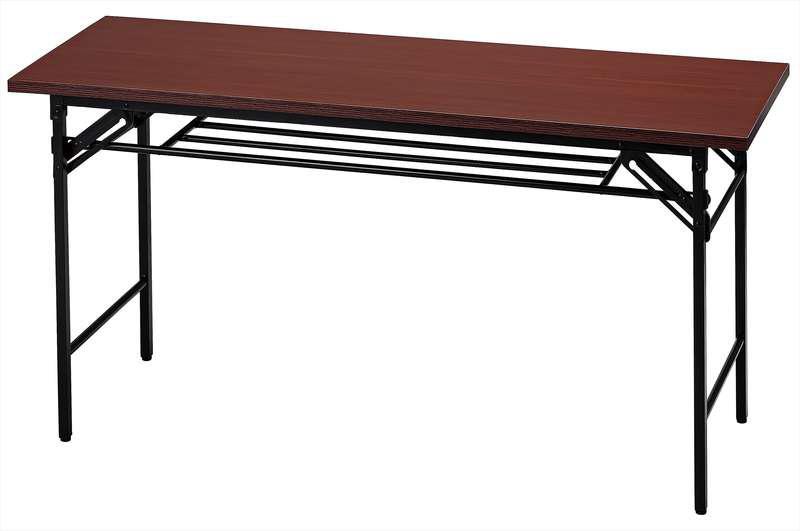 【新品 メーカー直送のみ 代引き不可 天板カラー3色】イノウエ UMT 折りたたみ会議用テーブル 1860