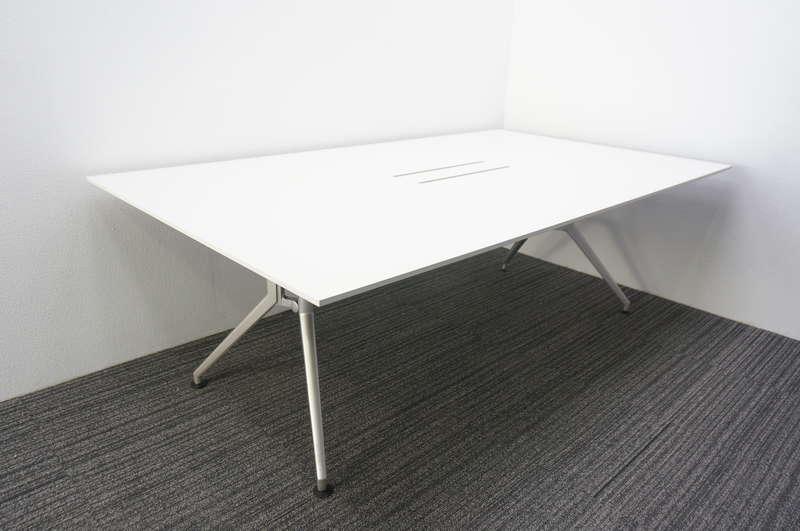イトーキ DD ミーティングテーブル 2112 ホワイト